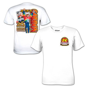 Jeff Gordon -Brickyard 20th Anniversary Tee