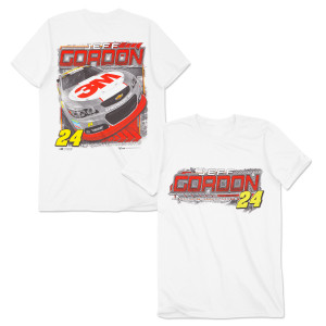 Jeff Gordon 3M Draft Tee