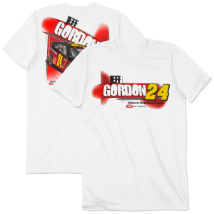 Jeff Gordon #24 Down the Line T-Shirt