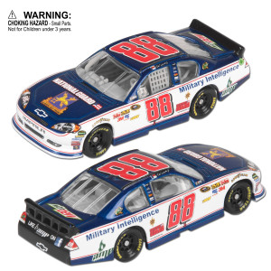 Dale Jr 2012 #88 National Guard Military Intel 1:64 Scale Nascar Sprint Cup Series Die-Cast