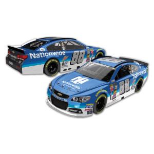 Dale Jr. 2015 #88 Nationwide 1:64 Scale Nascar Sprint Cup Series Die-Cast