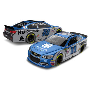 Dale Jr. 2016 #88 Nationwide 1:24 Scale Nascar Sprint Cup Series Die-Cast