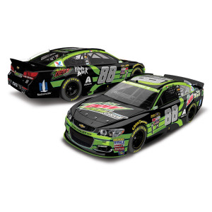 Dale Jr. 2016 #88 Mountain Dew DEWcision 1:24 Scale Nascar Sprint Cup Series Die-Cast