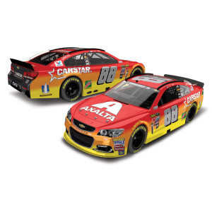 No. 88 Axalta Coating Systems/CARSTAR 2016 1:24 NASCAR Sprint Cup Series™ Die-Cast