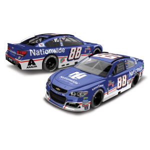 Dale Earnhardt, Jr. 2017 NASCAR Cup Series No. 88 Nationwide Darlington Throwback 1:64 Die-Cast