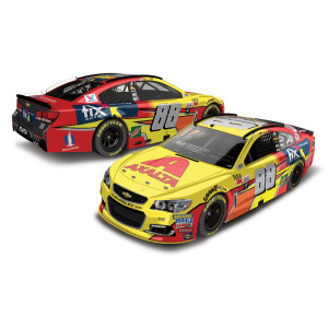 Dale Earnhardt, Jr. 2017 NASCAR Cup Series No. 88 Axalta Fix Auto 1:24 Die-Cast