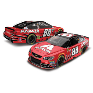 Dale Earnhardt, Jr. 2017 NASCAR Cup Series No. 88 Axalta Homestead 1:24 Die-Cast