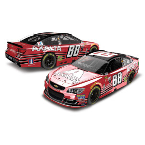 Dale Earnhardt, Jr. 2017 NASCAR Cup Series No. 88 Axalta Homestead Color Chrome 1:24 Die-Cast