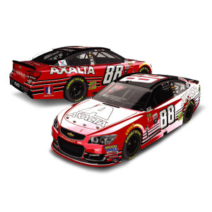 Dale Earnhardt, Jr. 2017 NASCAR Cup Series No. 88 Axalta Homestead LC 1:24 Die-Cast