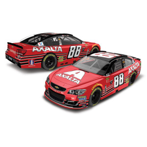 Dale Earnhardt, Jr. 2017 NASCAR Cup Series No. 88 Axalta Homestead 1:64 Die-Cast