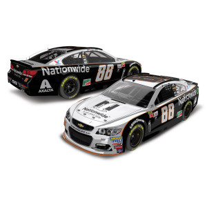 Dale Earnhardt, Jr. 2017 NASCAR Cup Series No. 88 Nationwide Gray Ghost 1:64 Die-Cast