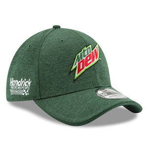 NASCAR 2017 Driver Cap - Dale Jr Mountain Dew