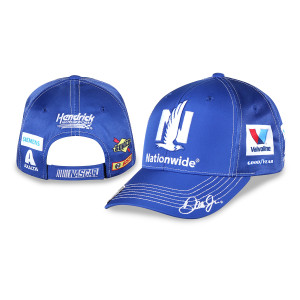 Dale Earnhardt, Jr. Adult Uniform Hat - Nationwide
