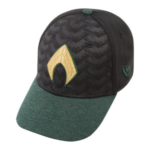 Dale Jr Justice League Aquaman Cap