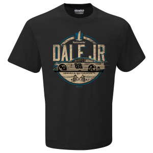 EXCLUSIVE #88 Dale Jr. 2016 Nationwide Debut T-Shirt