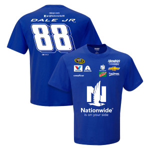 Dale Jr. #88 Adult Uniform T-Shirt