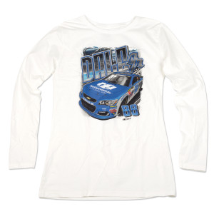 Dale Jr. #88 Full Throttle Women's T-Shirt