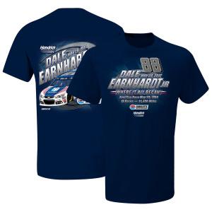 Dale Earnhardt Jr #88 Charlotte Motor Speedway Salute T-Shirt