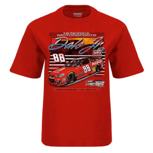 Dale Jr #88 2017 Homestead/Miami Axalta Youth Car T-shirt