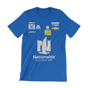 Dale Earnhardt Jr #88 2017 Youth Uniform T-shirt