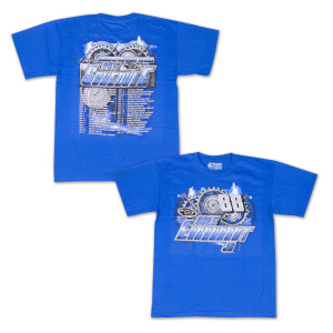 Dale Jr. - Chase Authentics 2015 Schedule Tee