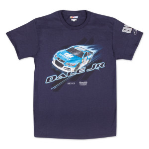Dale Jr.  - Warp Drive T-shirt by The Game