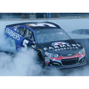 Kasey Kahne #5 2017 INDIANAPOLIS Race Victory 1:24 Scale Diecast