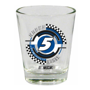 Kasey Kahne #5 2 oz. Collector Glass