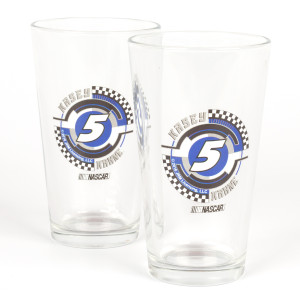 Kasey Kahne #5 2 Pack Mixing Glasses