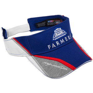 Kasey Kahne #5 Farmers Downforce Visor