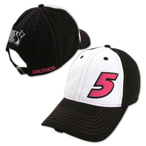 8ff4b33f5f2 Kasey Kahne - Paint the Track Pink Driver Hat