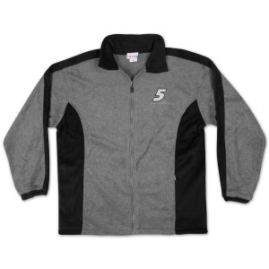 Kasey Kahne #5 Full Zip Polar Fleece