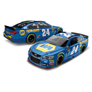 Chase Elliott 2016 #24 NAPA 1:24 Scale Nascar Sprint Cup Series Die-Cast