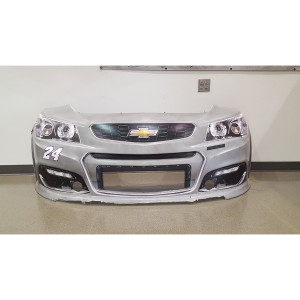 Chase Elliott Test Nose