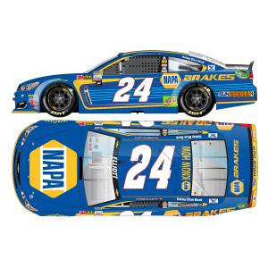 Chase Elliott 2017 NASCAR Cup Series No. 24 NAPA Brakes 1:24 Die-Cast