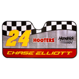 Chase Elliott #24 Hooters Sunshade