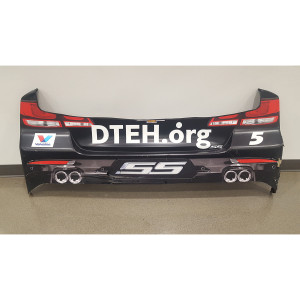 Kasey Kahne 2016 Drive to End Hunger Rear Bumper