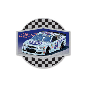 Chase Elliott 2017 #24 Darlington Collector Pin