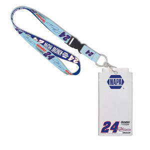 Chase Elliott 2017 #24 Darlington Lanyard with Credential Holder