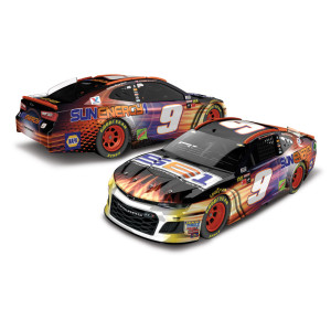 Chase Elliott 2018 NASCAR Cup Series No. 9 SunEnergy1 ELITE 1:24 Die-Cast
