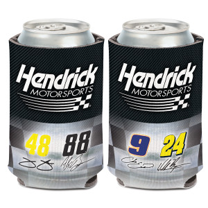 Hendrick Motorsports 2018 4 Driver/Number Can Cooler - 12 oz.
