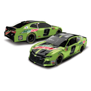 Chase Elliott 2018 NASCAR No. 9 Mountain Dew ELITE 1:24 Die-Cast