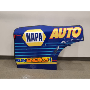 Chase Elliott 2017 #24 NAPA Qtr Panel – Race Unknown