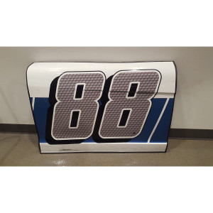 Dale Earnhardt Jr 2017 #88 Nationwide Door – Charlotte Race 10/8/2017