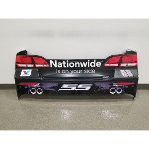 Dale Earnhardt Jr 2017 #88 Nationwide Rear Bumper – Race Unknown
