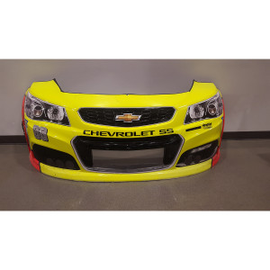 Dale Earnhardt Jr 2017 #88 Axalta Nose – Race Unknown