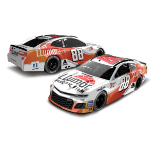 Alex Bowman 2018 NASCAR Cup Series No. 88 LLumar Window Film ELITE 1:24 Die-Cast