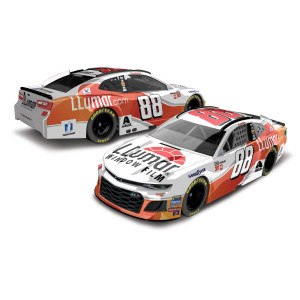 Alex Bowman 2018 NASCAR Cup Series No. 88 LLumar Window Film 1:64 Die-Cast