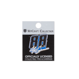 Alex Bowman #88 2018 NASCAR Collector Pin