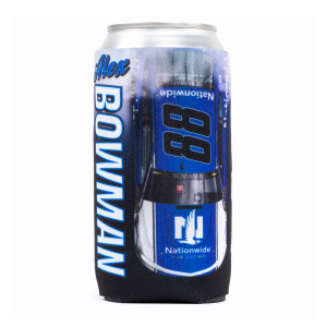 Alex Bowman #88 2018 NASCAR Can Cooler - 12 oz